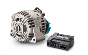 Mastervolt Alpha Compact Alternatör 14/120 Merc Benz N62